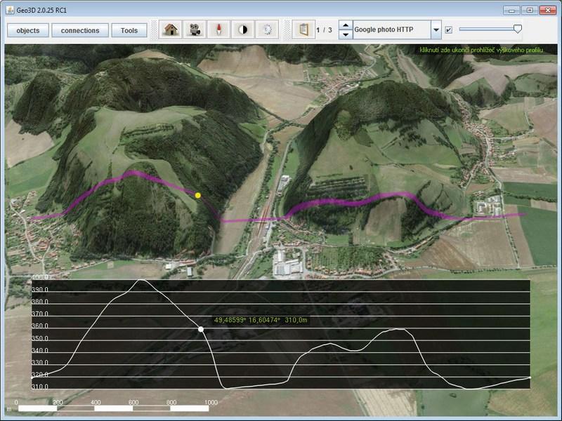 GEO3D Визуализация Форматы данных