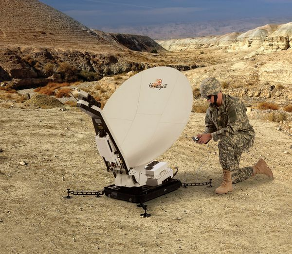 VSAT High Rate Data Terminal