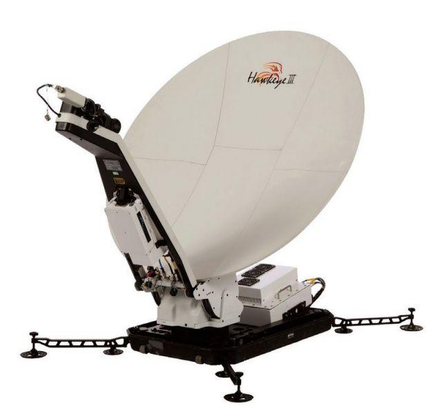 VSAT Tri-Band Спутниковый Терминал Передача Данных
