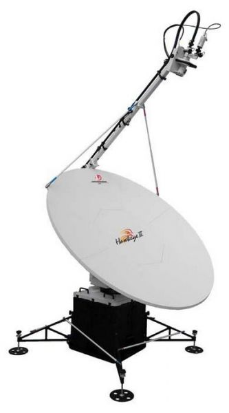 Hawkeye III 2.0M System VSAT Communication