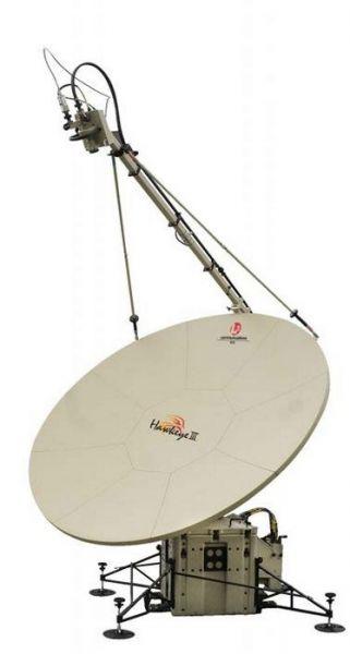 Система Спутниковое Оборудование Hawkeye III 2.4M VSAT