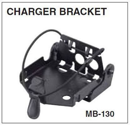 IC-F16/S - Charger Bracket
