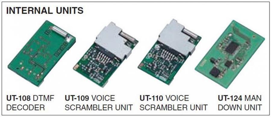 IC-F16/S - Internal Units