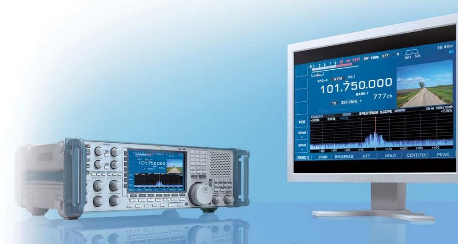 Multi Function Spectrum Scope - Monitor