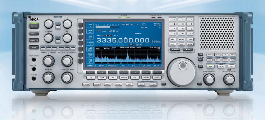 ICom - IC-R9500 - Communications Receiver