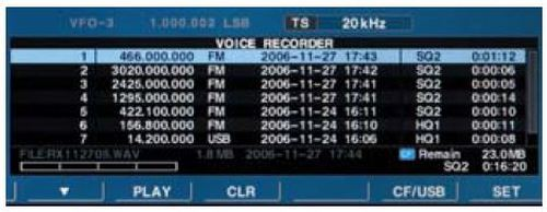 Digital voice recorder