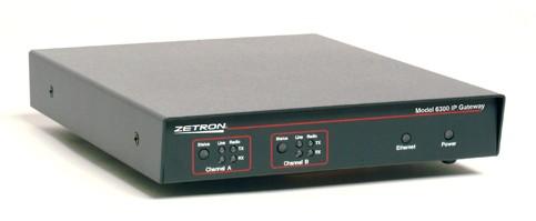RoIP Gateway M6300 Radio Control