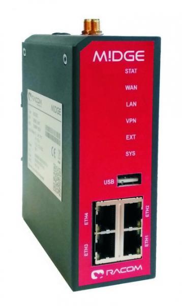 M!DGE2 Cellular Router