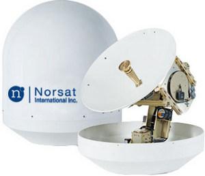 Maritime Satellite Systems - TVRO7
