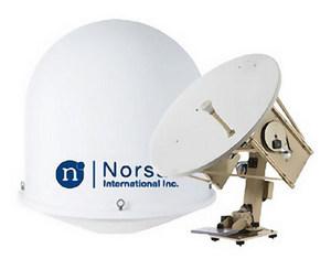 Maritime Satellite Systems - TVRO8