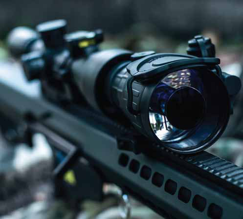 Night Vision Clip-on NVCOA series