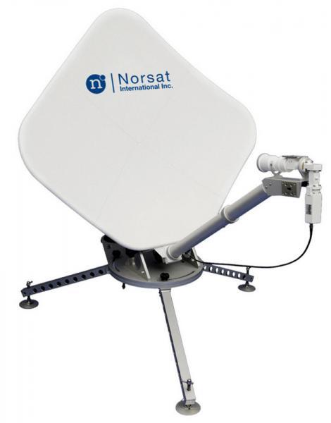 NewsLink - Satellite - VSAT - Portable