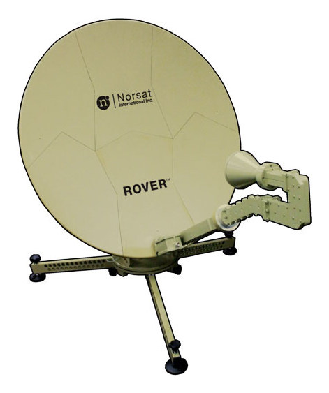 Rover - VSAT - Terminal