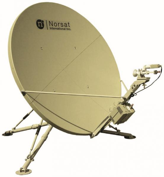 VSAT - SigmaLink AUTO - Satellite
