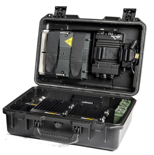 PacStar 400-Series Quick Reaction Kit EXEC