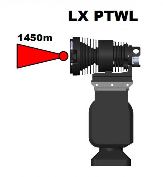 Pan/Tilt light power LX PTWL