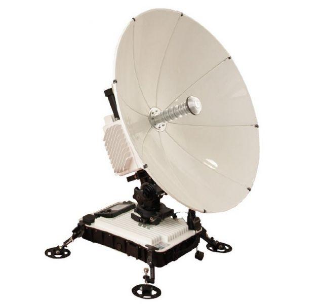 VSAT Портативный Терминал Передачи Данных Panther 0.6M