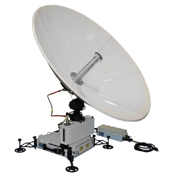 Panther .96M VSAT Small Terminal Data Communication Military
