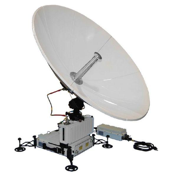 Panther .96M VSAT Небольшой Военный Спутниковый Терминал Передачи Данных
