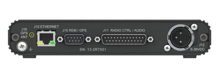 RA2 Modem Secure Voice Ports