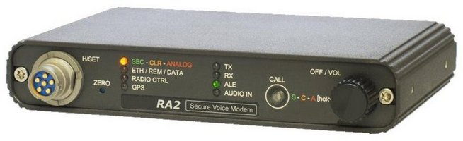 RA2 Data Security Modem