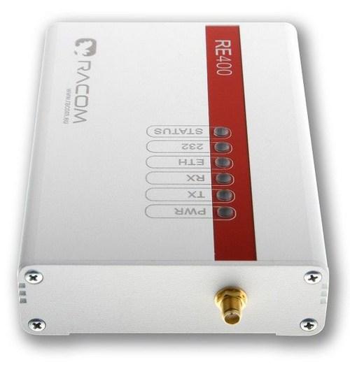 RE400 Transparent Radio Modem Front
