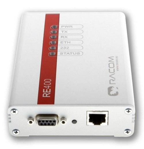 RE400 Transparent Radio Modem Rear