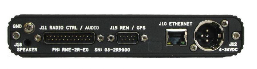 RM2 HF Data Modem 2G ALE Panel