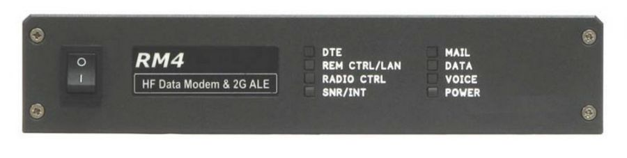 HF Data Modem Panel 2G ALE