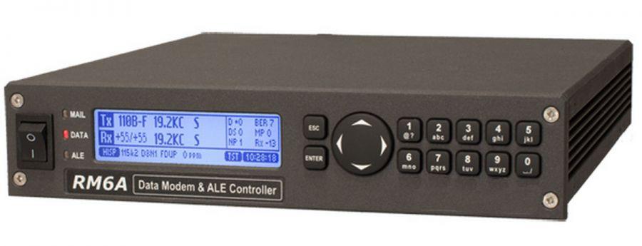 RM6A HF VHF Modem 2G ALE