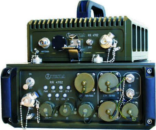 RR 4702 high capacity LOS radio relay