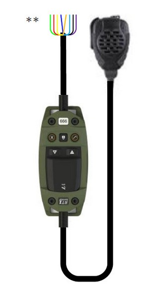 Динамик - Микрофон RT1