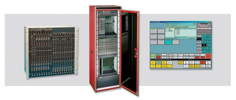 Communications Control System Series 4000