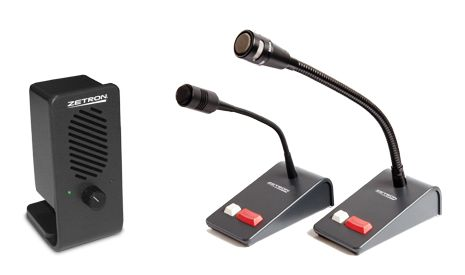 Speaker Microphone Dispatch System