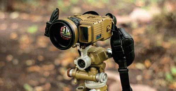 Thermal imaging binocular TGX8/75