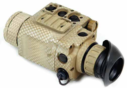 Thermal imaging monoculars TMA-30M/55M