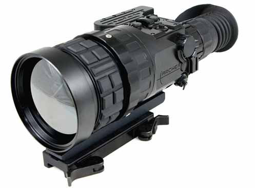 Thermal imaging sight TSA-9