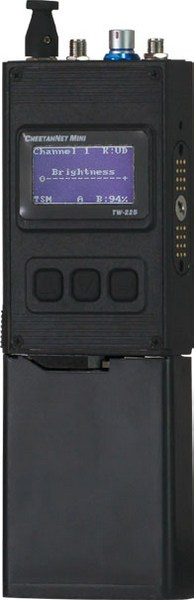 TW-225-01 CheetahNet Mini Military Tactical MANET Radio