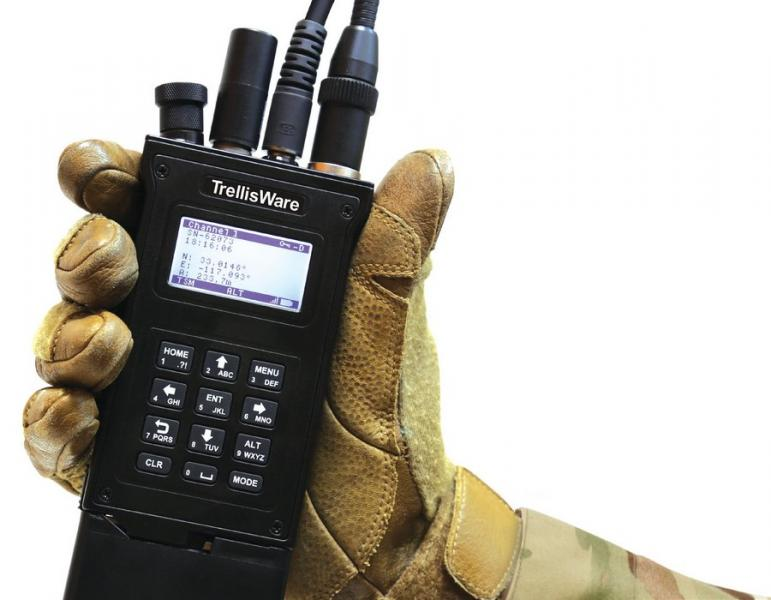 TrellisWare TW-950 TSM Shadow Radio Military Tactical