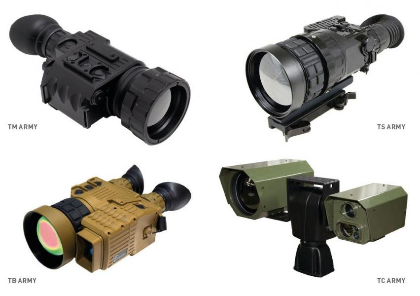 Tx Army Family Monoculars