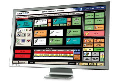Digital Console System DCS5020 Radio Control